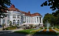 Elisabethbad, A.G. = Behandlung- und Rehabilitationseinrichtung, früher Stadtbäder